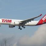 TAM oferecerá acesso à internet em voos internacionais