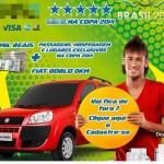 Golpistas atraem vítimas no Brasil com o tema Copa do Mundo