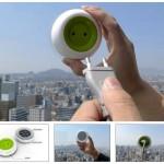 Window Socket, uma tomada portátil a energia solar