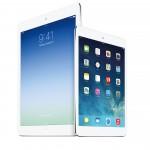 Os novos iPads já pousaram no Brasil